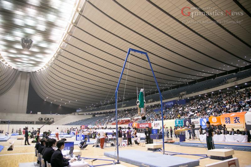 第68回全日本体操競技選手権大会 女子予選・男子種目別トライアル