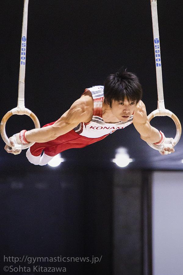2014全日本個人総合:予選:内村航平