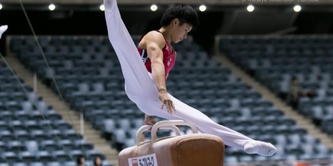 2014ユースオリンピック代表選考会:湯浅賢哉