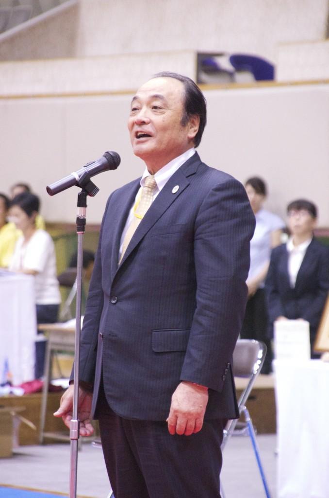 2014シニアー塚原光男理事長