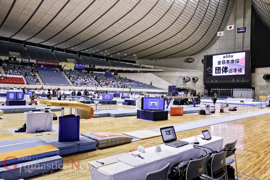 2014全日本団体予選