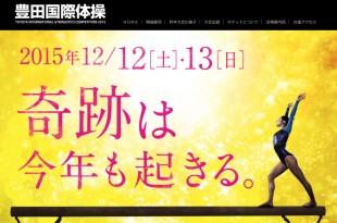 2015豊田国際