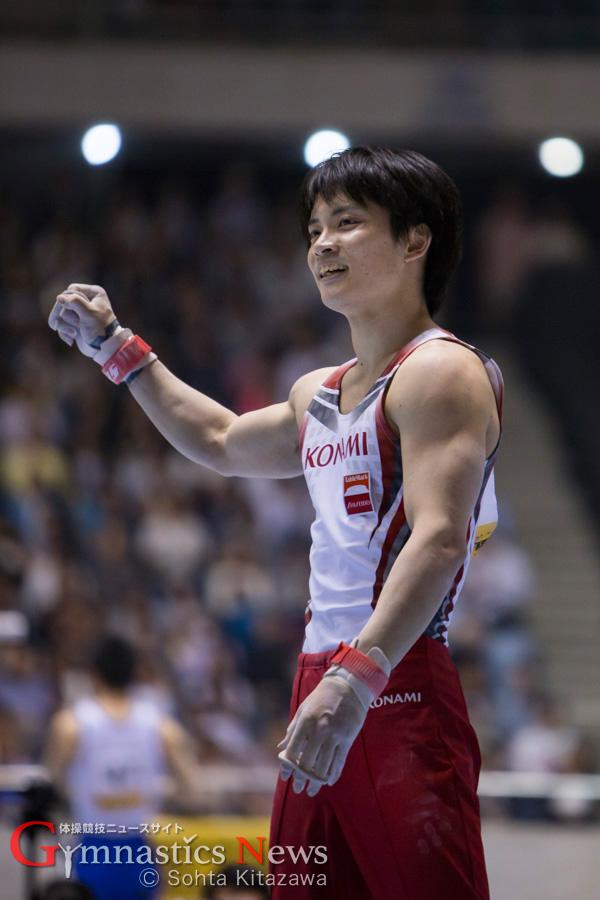 2016NHK杯田中佑典