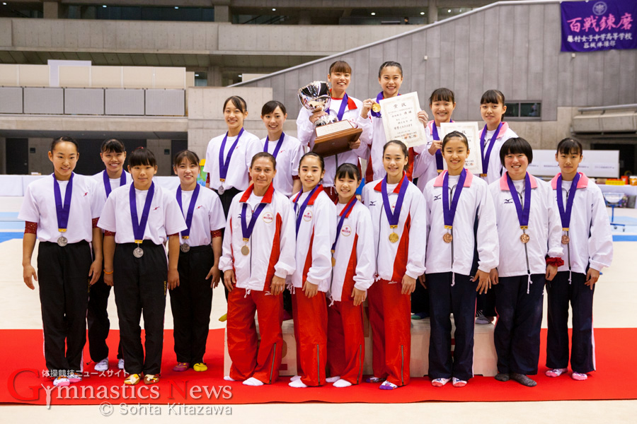 全日本シニア女子団体