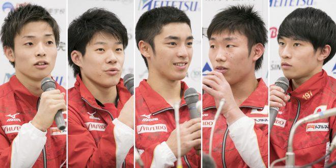 u Tanigawa / Hidetaka Miyachi Toyota International Gymnastics Competition2017 P