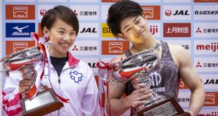 2018全日本個人総合優勝者