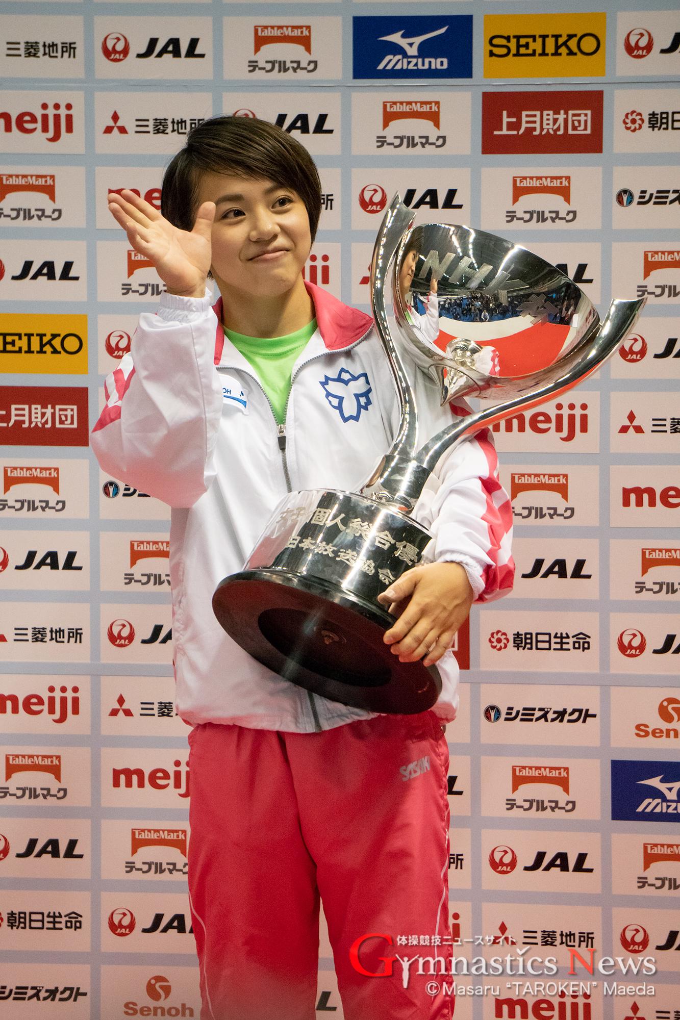NHK杯村上茉愛
