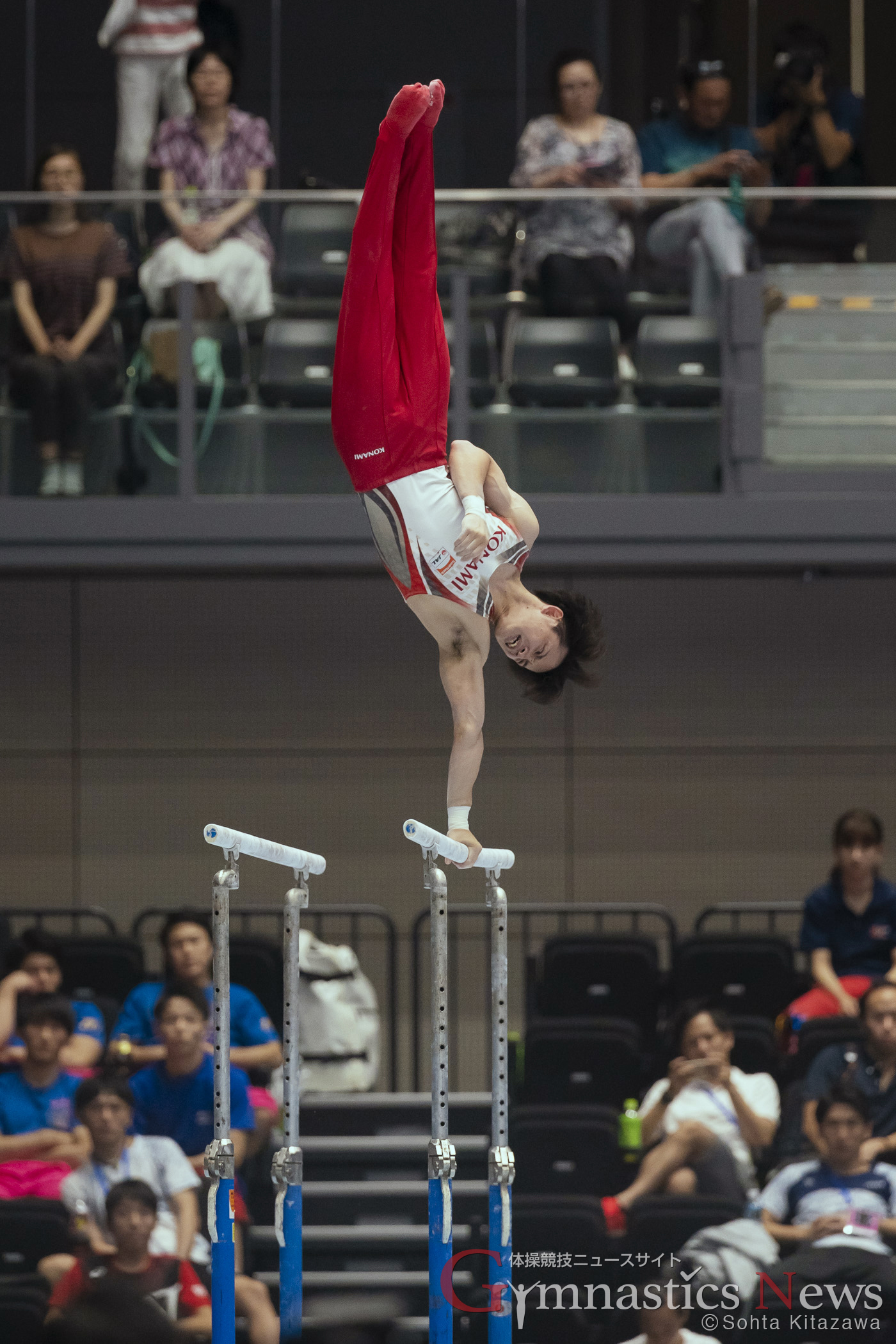 田中 佑典 コナミスポーツ