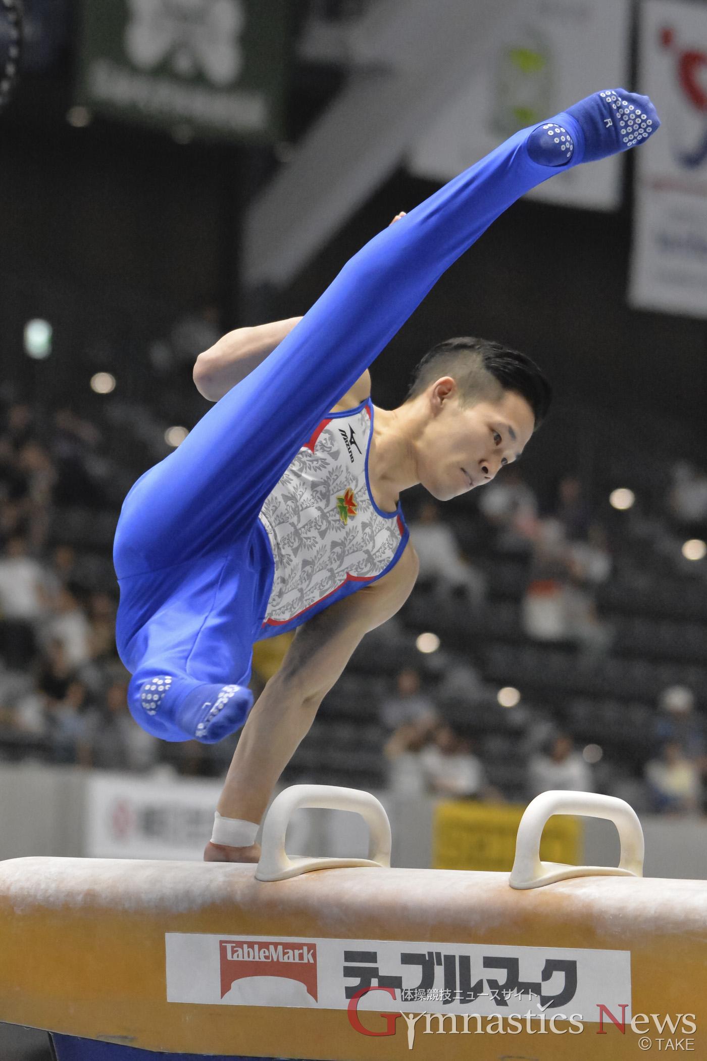 長谷川 智将 徳洲会体操クラブ