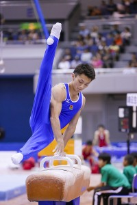 亀山耕平(徳洲会体操クラブ)