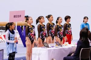 朝日生命体操クラブ