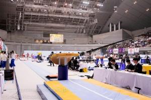 第67回全日本体操団体選手権