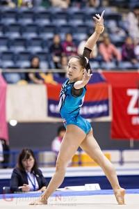 笹田夏実(日本体育大学)