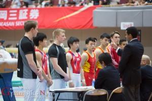 国際ジュニア体操競技大会 2015 Vol.02