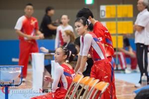 国際ジュニア体操競技大会 2015 Vol.03