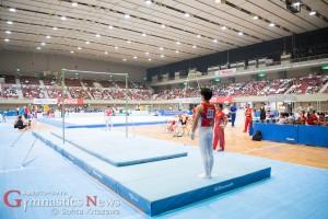 国際ジュニア体操競技大会 2015 Vol.05