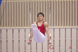 All Japan Invitational High School Gymnastics Competition 2017