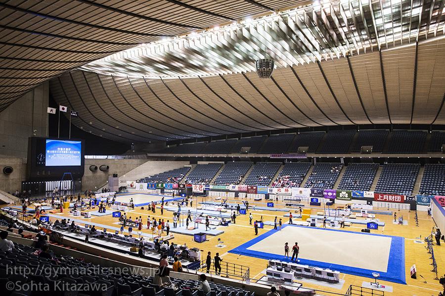第68回全日本体操競技選手権大会:男子予選