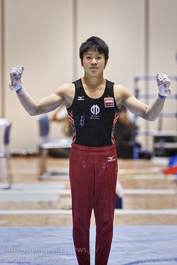 2014全日本個人総合決勝:野々村笙吾