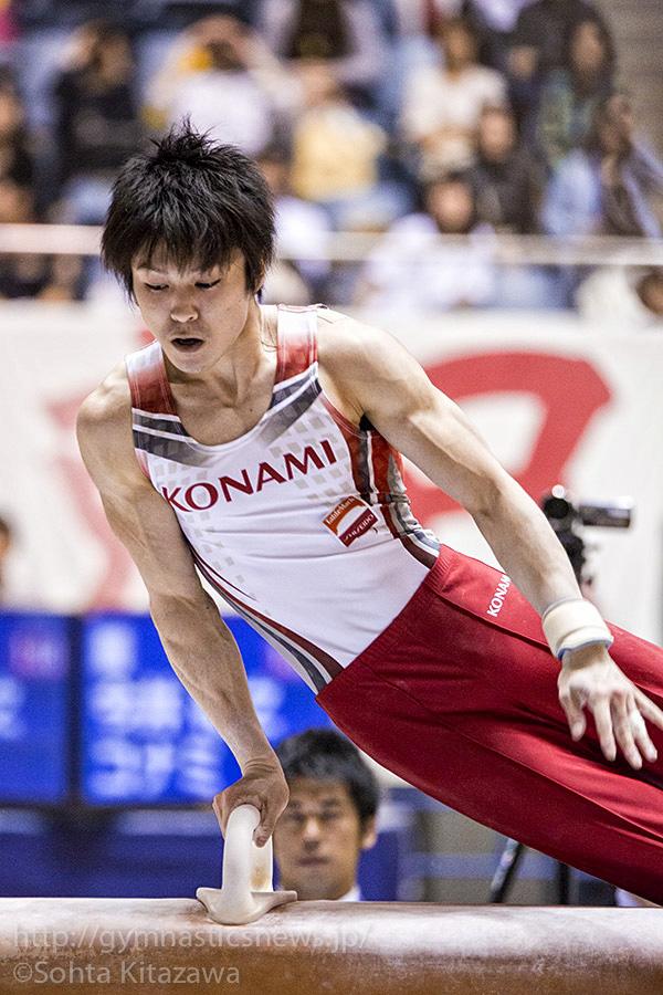 2014全日本個人総合決勝:内村