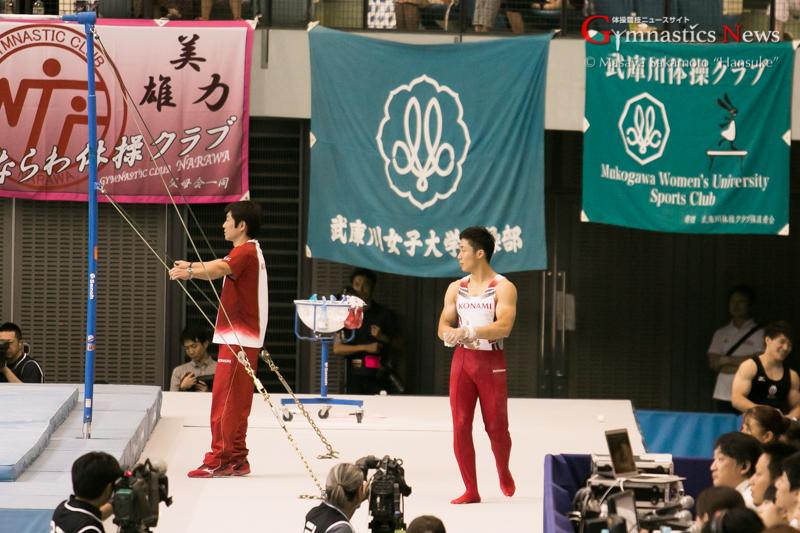 2014全日本種目別ー植松鉱治