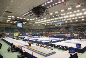 全日本体操種目別選手権2014