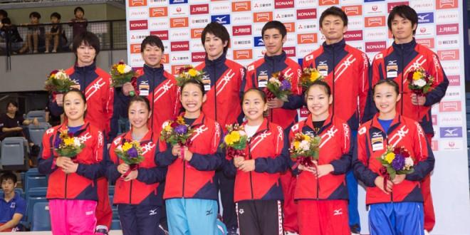 2014全日本種目別