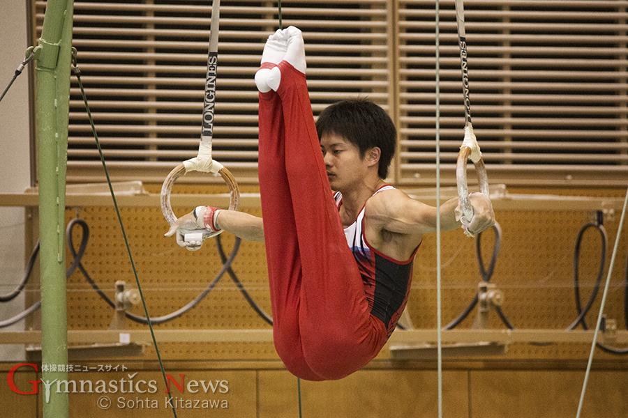 田中佑典ー20140902男子試技会