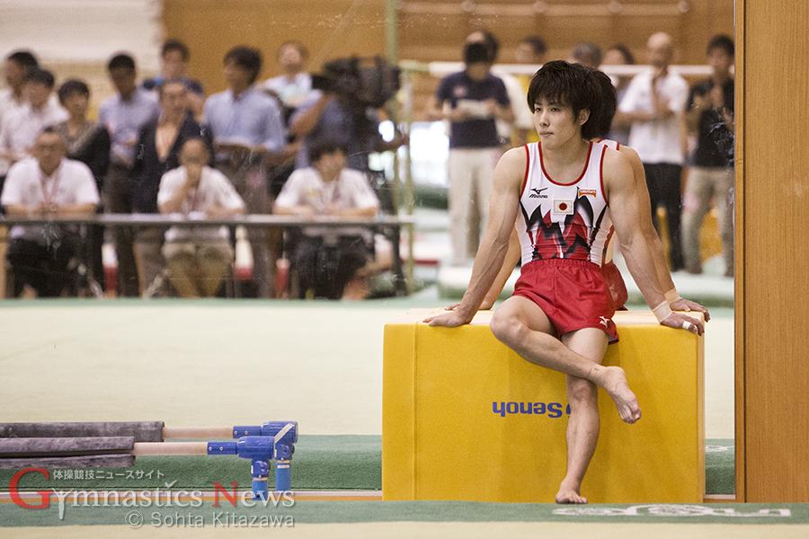 加藤凌平ー20140902男子試技会