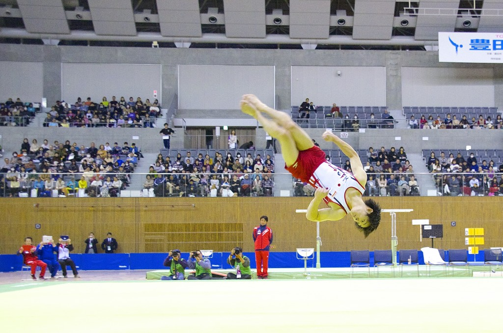 豊田国際2014加藤凌平