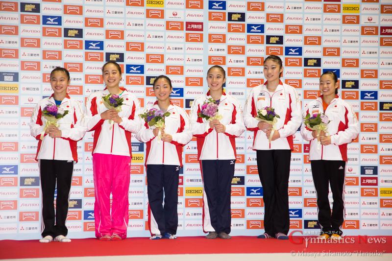 世界選手権女子代表メンバー