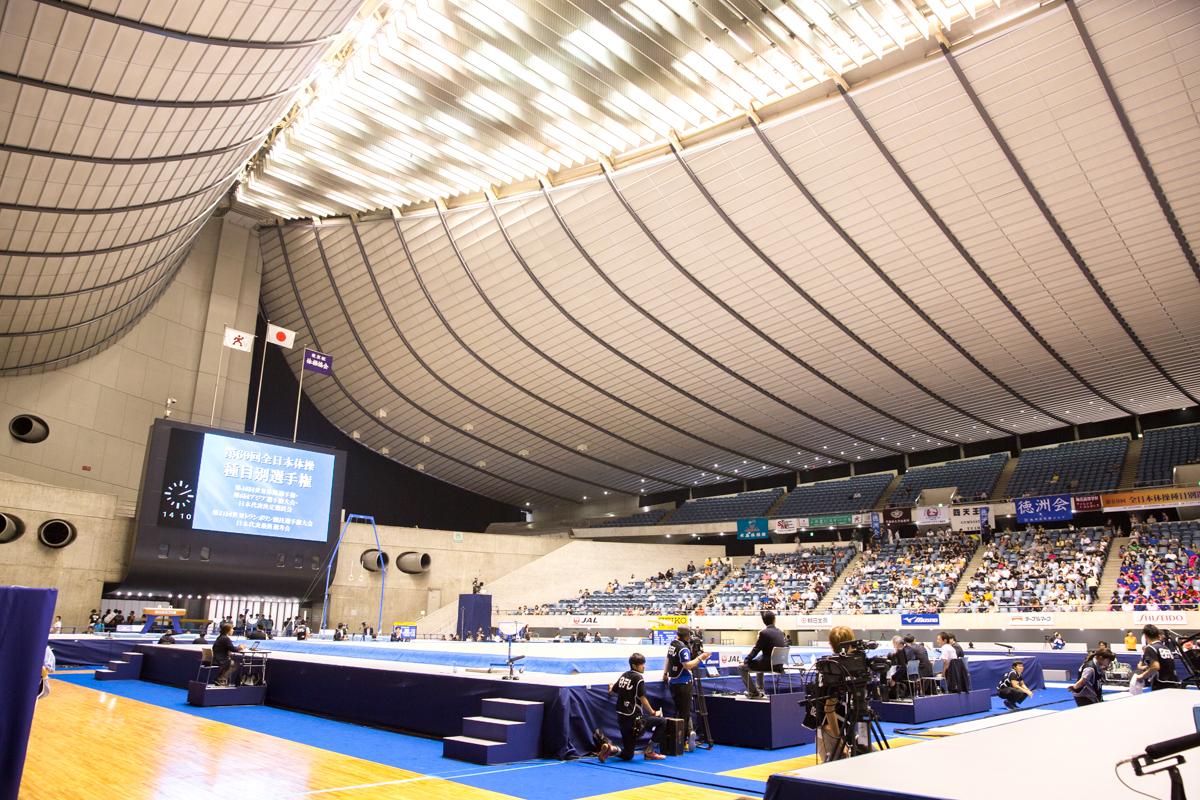 全日本種目別2015