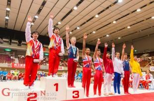 2015国際ジュニア男子表彰