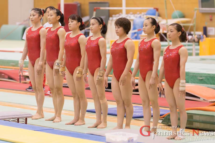 女子リオ五輪代表候補