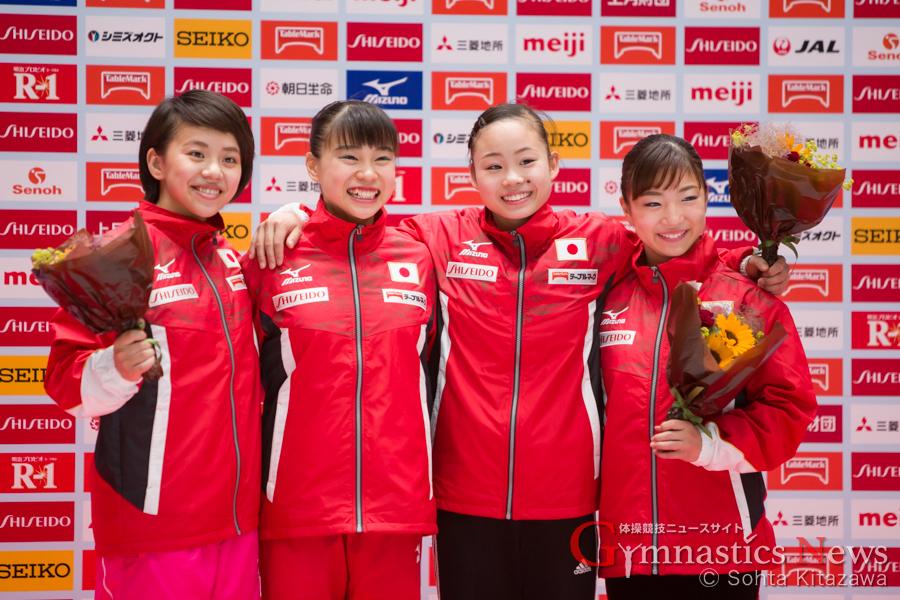 世界選手権女子代表