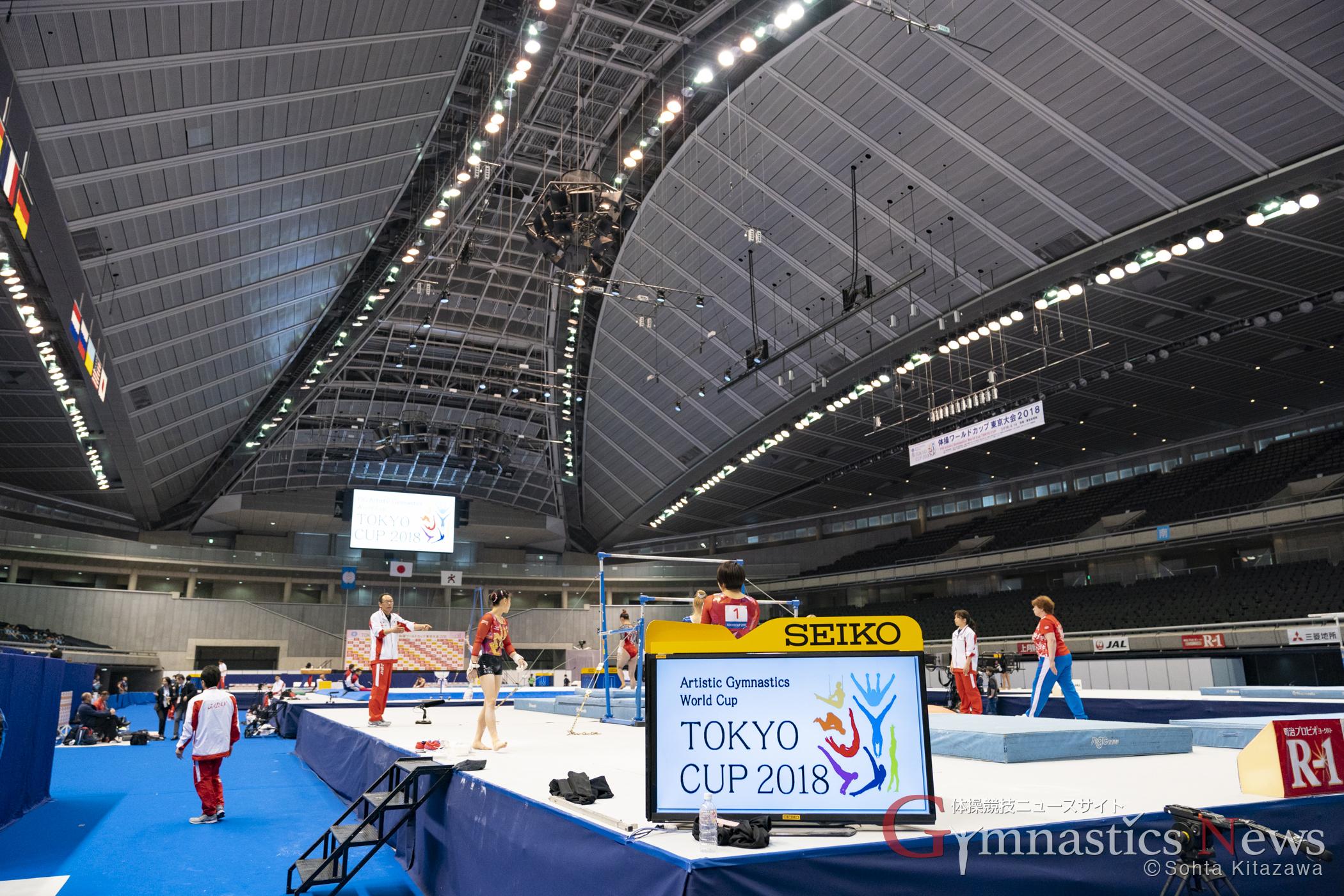 ワールドカップ東京大会2018