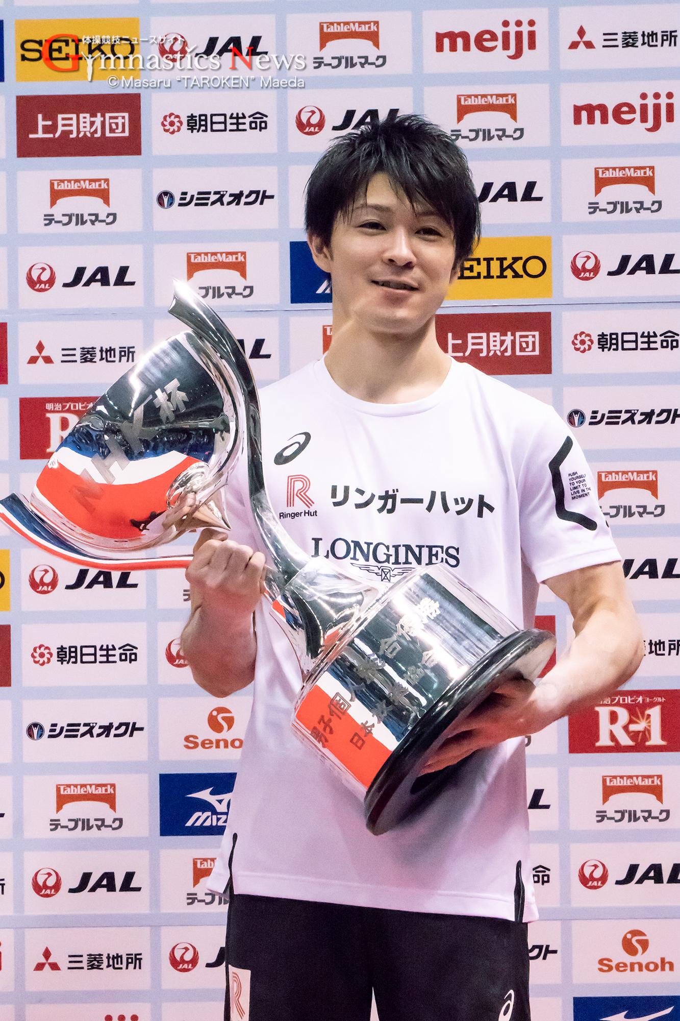 内村NHK杯