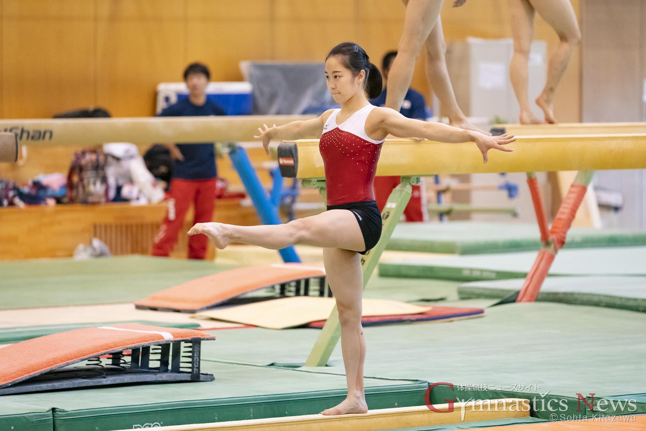 中村 有美香 日本体育大学
