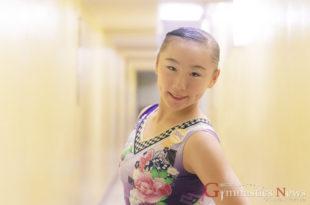宮田笙子選手 ディナモ体操クラブ