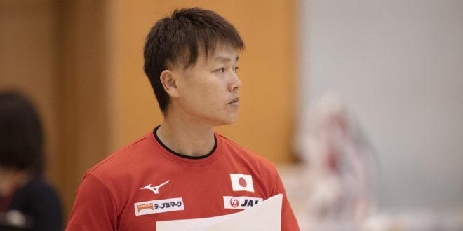 田中光 Hikaru TANAKA / Japan national coach