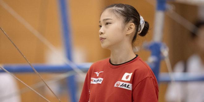 杉原愛子 Aiko SUGIHARA / Asahi Seimei Gymnastics Club