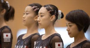 梶田凪 Nagi KAJITA / Yamanashi Junior Gymnastics Club
