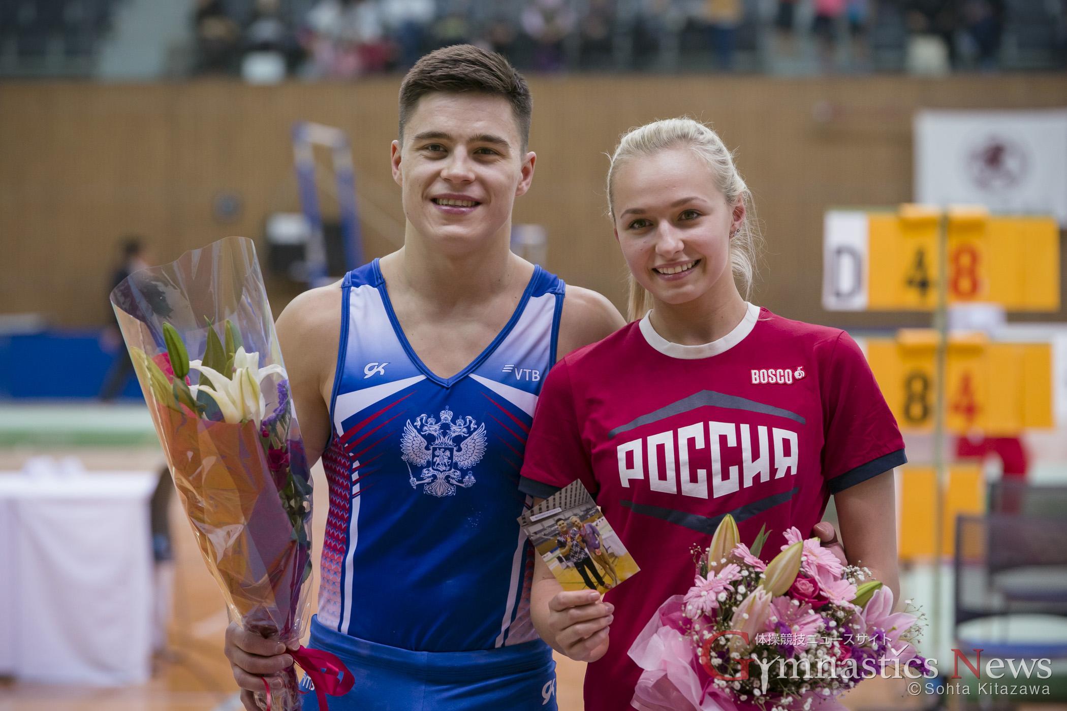 ナゴルニーとスピリドノワ