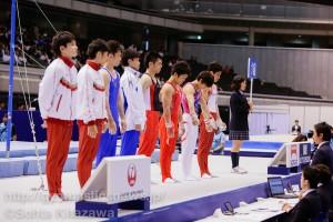 第67回全日本体操種目別選手権