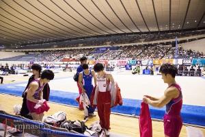 第68回全日本体操個人総合選手権男子2014