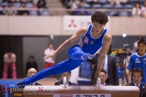 第69回全日本体操個人総合選手権 2015 予選男子