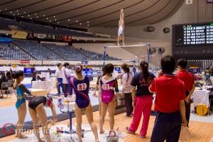 第69回全日本体操個人総合選手権 2015 予選女子