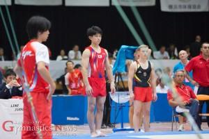 国際ジュニア体操競技大会 2015 Vol.04
